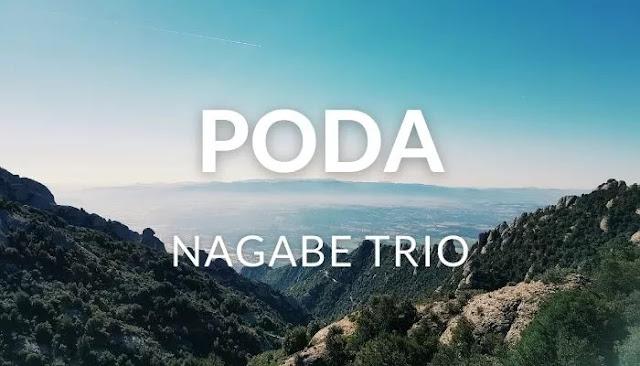 Chord Lagu PODA dari A versi Nagabe Trio (Original Chord)