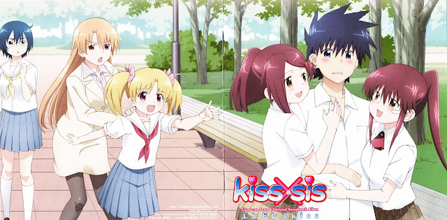 Kiss x Sis BD Subtitle Indonesia Episode (01-12) + 12 OVA