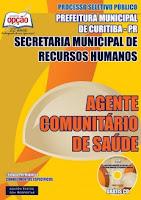 Apostila concurso Prefeitura de Curitiba Técnico de Enfermagem.