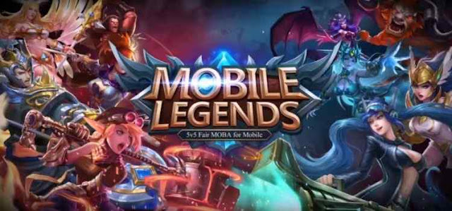Cara Share Rekaman Game Mobile Legend