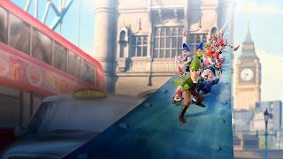 Sherlock Gnomes PS Vita Wallpaper