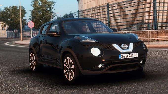 ETS 2 - Nissan Juke V1R60 Modu (1.40)