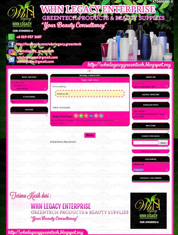 Blog Design 70