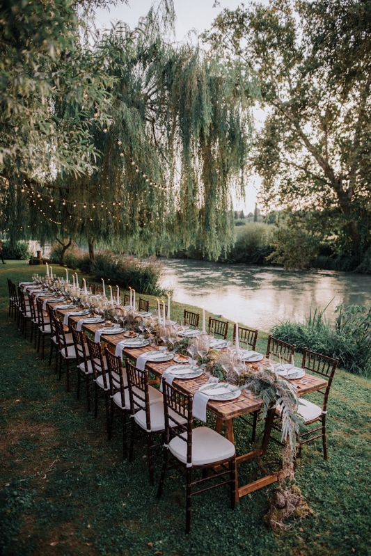 El romanticismo de una boda italiana chicanddeco blog
