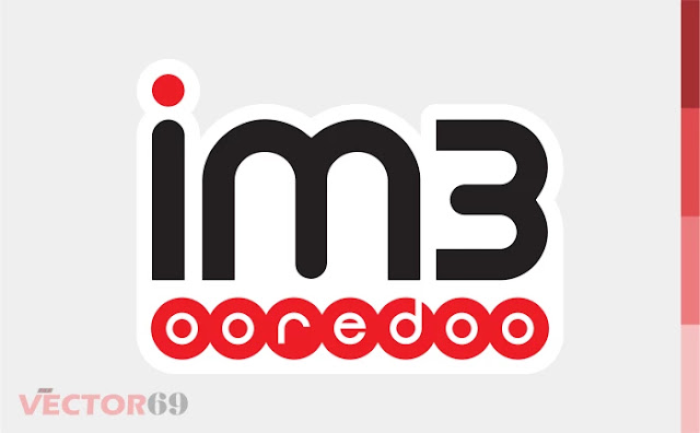 Logo im3 Ooredoo - Download Vector File PDF (Portable Document Format)