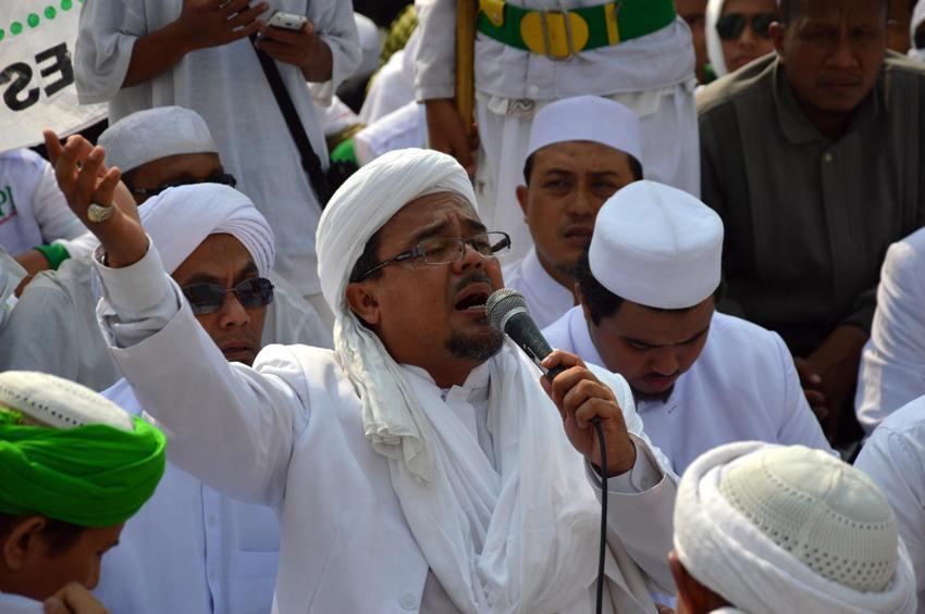 Masihkah Ada Keraguan Wahai Muslim? Habib Rizieq: Disatukan Al-Qur'an, Insha Allah Kebangkitan Muslim Indonesia Tidak Lama Lagi!