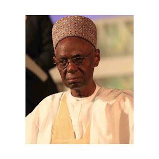Ex president, Sheu Shagari Is Dead