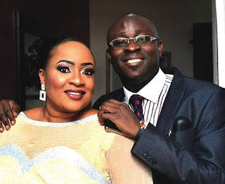Actress Foluke Daramola reportedly loses pregnancy amid marriage crash reports