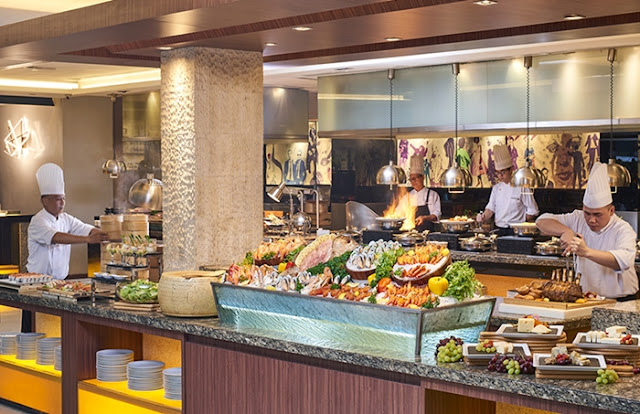 Weekend Buffets, Weekend Indulgence,  Melting Pot, Concorde Hotel Kuala Lumpur, Buffet, Buffet Price, Food