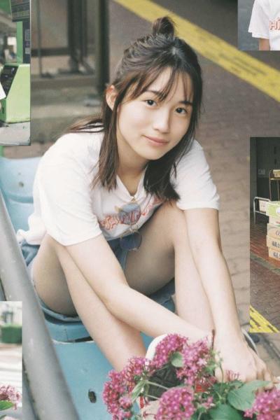 Sayaka Kakehashi 掛橋沙耶香, Ex-Taishu 2019.08 (EX大衆 2019年8月号)