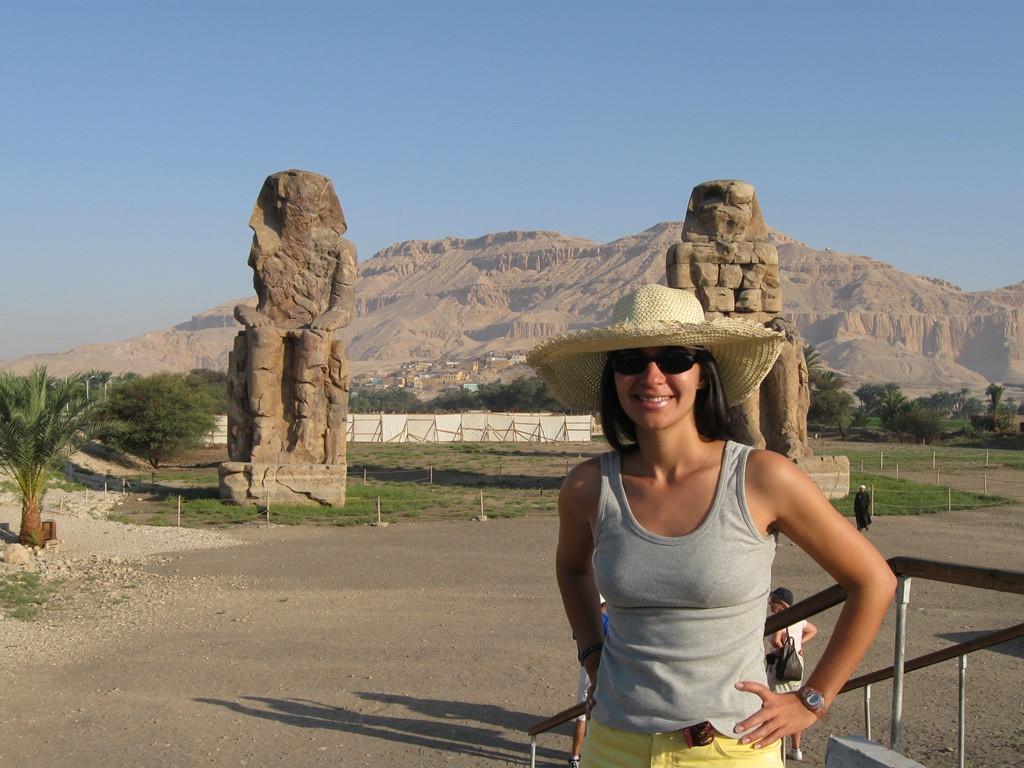 Templo de Luxor, uma beleza do Egito Antigo