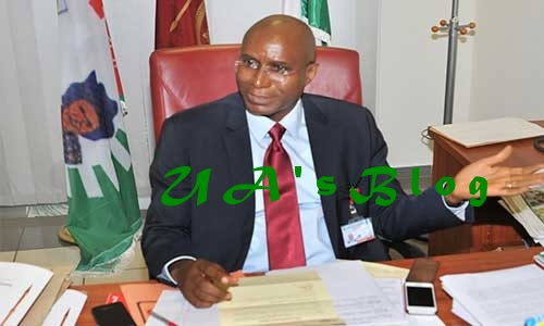 Omo-Agege speaks after emerging Deputy Senate President