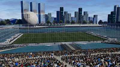 PES 2020 Stadium Marina Bay