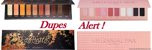 Zamienniki Dla Palet Melt Cosmetics