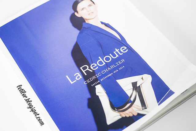 Catalogue La redoute printemps été 2014