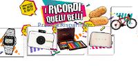 Logo Concorso Plasmon dei Grandi  : vinci premi Casio, Polaroid, Smeg, viaggi a Legoland e non solo
