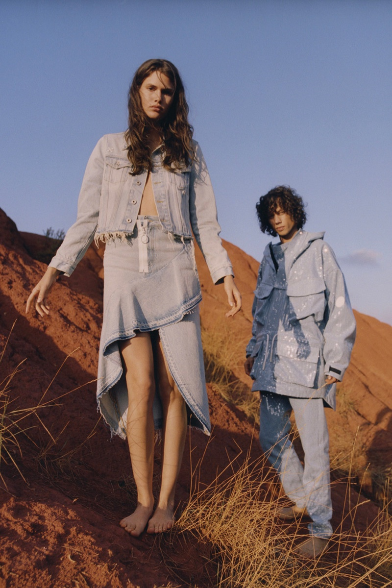 Off-White Denim Resort 2019 Campaign