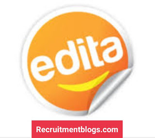 Accountant At Edita For Food industries | 0-1 years of Experience