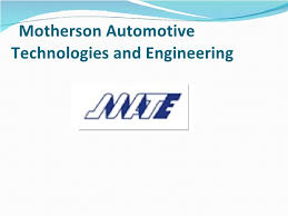 ITI or Diploma Urgent requirements in Motherson Automotive Technologies and Engineering (MATE)
