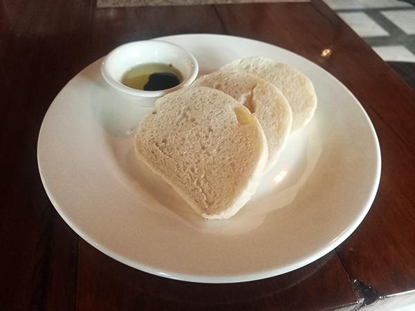 pre meal bread