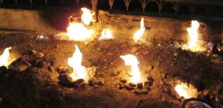 Wisata Api Abadi Pamekasan Madura