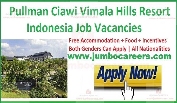 Jobs with salary, New job vacancies,