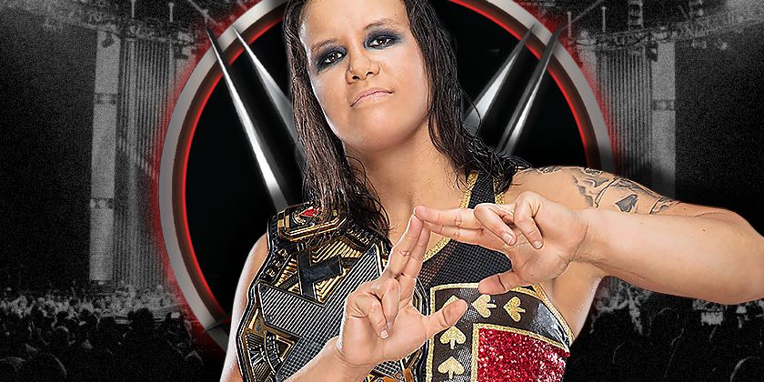 Shayna Baszler Reacts To RAW Underground