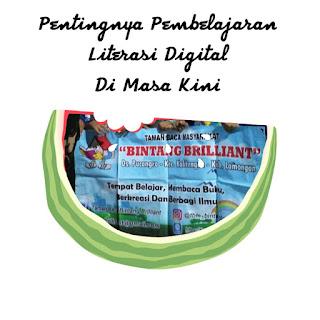 Pembelajaran Literasi Digital Pada Anak