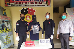Reskrim Polsek Medan Helvetia Ringkus Pelaku Pencuri HandPhone