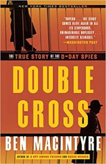 Double Cross by Ben Macintyre (Book cover)