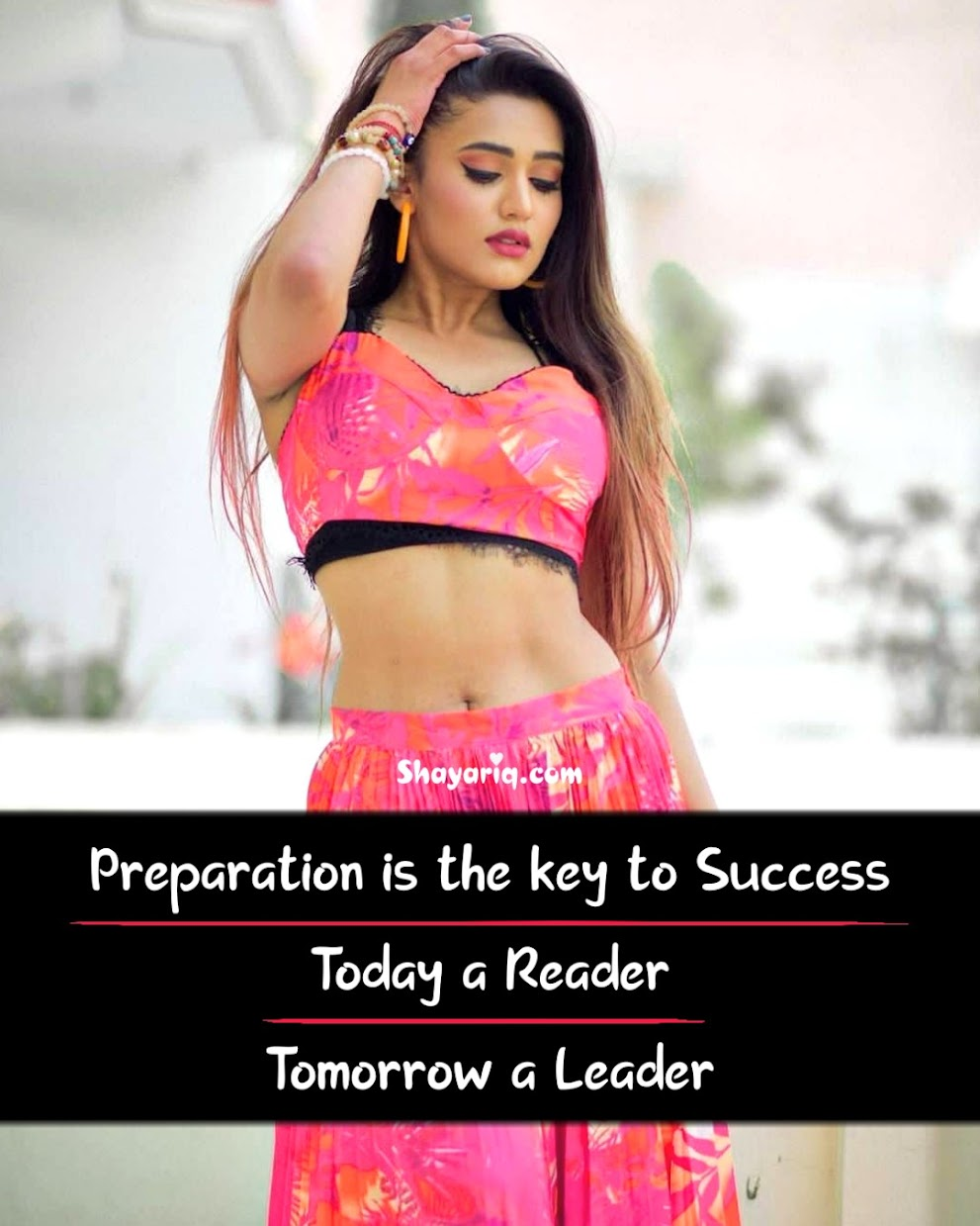 Preparation is the Key - Motivational Quotes Short