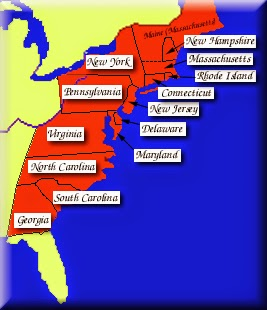 http://www.memoryjoggers.com/2012/05/how-to-memorize-the-13-colonies-in-order/