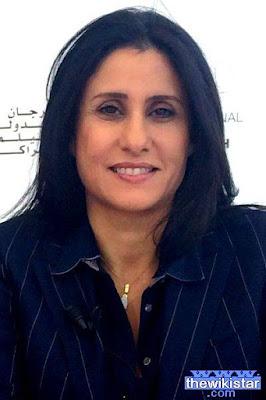 اسماء الخمليشي (Asmaa Khamlichi)، ممثلة مغربية