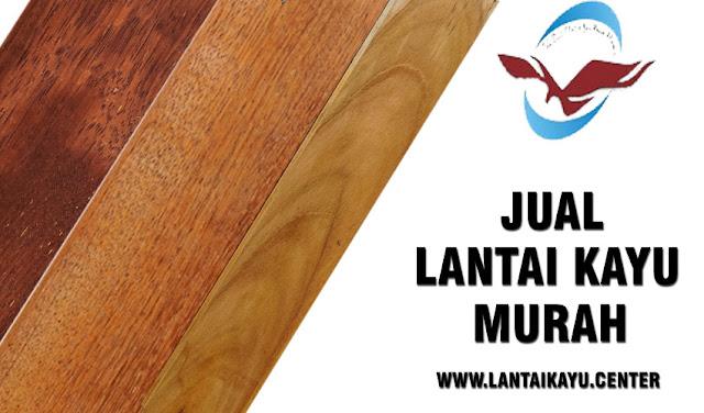 Jual lantai kayu murah