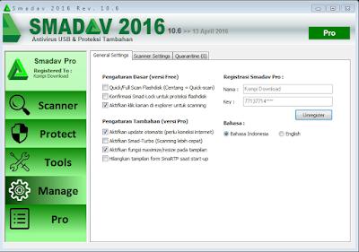 Smadav Rev 10.6 Terbaru 2016