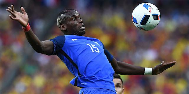 Menawan di Euro 2016, Paul Pobga disanjung Henry