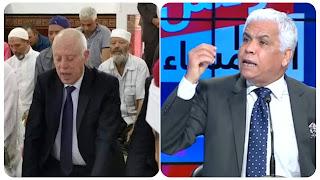 الصافي سعيد: قيس سعيّد لا يؤمن بالديمقراطية وصلاته تشبه صلاة جماعة حزب التحرير
