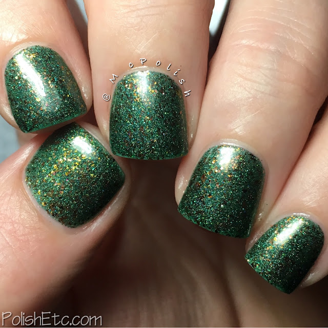 Random Nails of the Day - McPolish - Equinox by Darling Diva Polish