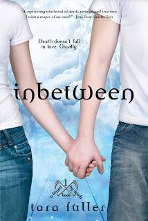 Inbetween by Tara Fuller book coveer