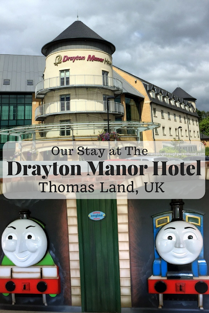 Our Stay at The Drayton Manor Hotel, Thomas Land, UK