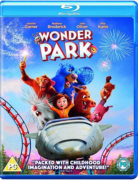 Wonder Park [2019] [BD25] [Latino]