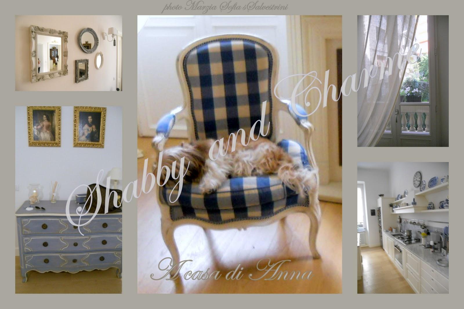 marzia sofia salvestrini atelier gustavien domenica a casa di anna di shabby and charme. Black Bedroom Furniture Sets. Home Design Ideas