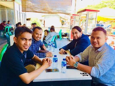 Alhamdulillah Syeikh Ahmad Ramy dari Syria telah tiba di Aceh, Insya Allah akan bersama kita dan mengajarkan adik-adik kita di RIAB selama 3 bulan ke depan