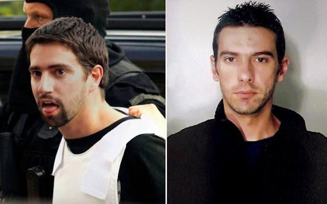 «Πυρήνες της Φωτιάς»: Αποφυλακίστηκαν μετά από 8 χρόνια οι αδερφοί Τσάκαλου
