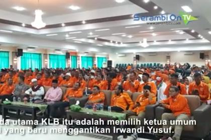 Hasé KLB PNA, Gantoe Pimpinan Umum, Dari Irwandi Keu Tiyong