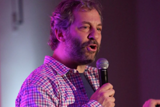 Judd Apatow Denounces Trump in Epic Stand-Up Set: 'I Feel Like I've Just Been Raped'