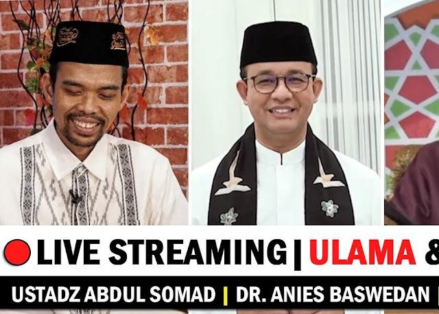 Ustaz Abdul Somad Sebut Anies Baswedan Memenuhi Syarat Memimpin Negeri