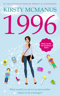 #BookReview: 1996 by Kirsty McManus