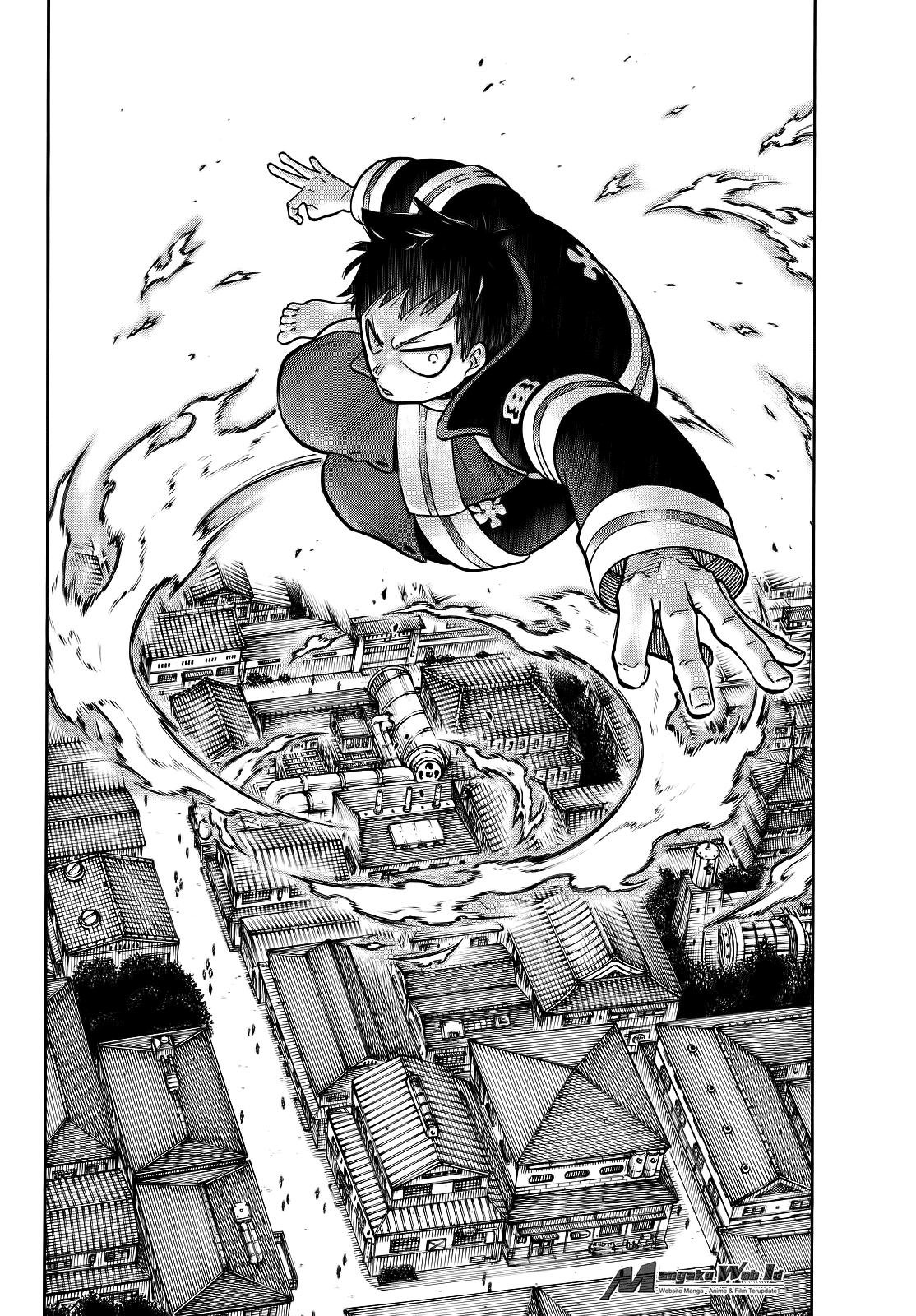Fire Brigade of Flames Chapter 65-15