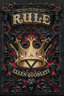 Rule, (Rule #1), Ellen Goodlett, InToriLex